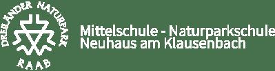 Logo Naturpark Mitelschule
